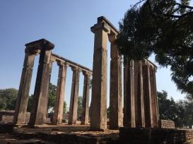 Temple 18, Aspidal hall